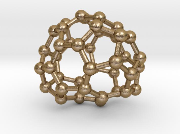 0144 Fullerene C40-32 d2 3d printed