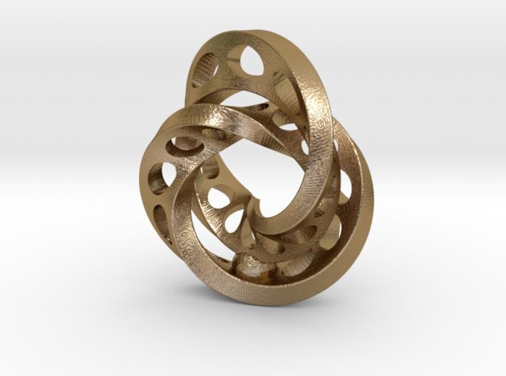 2-Twists 3d printed