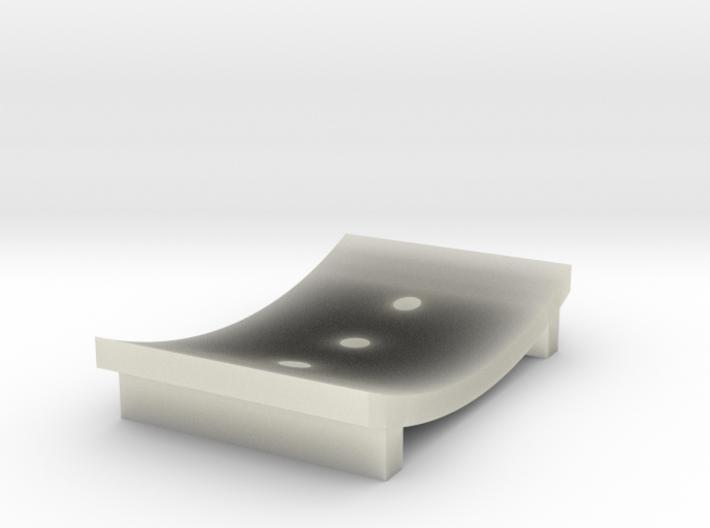 Soap Dish B 3d printed