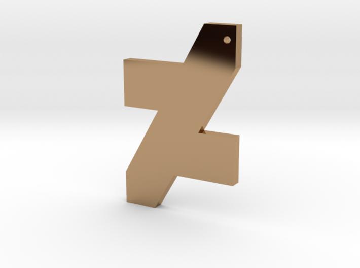 DA Logo 2 Normal CH7 3d printed