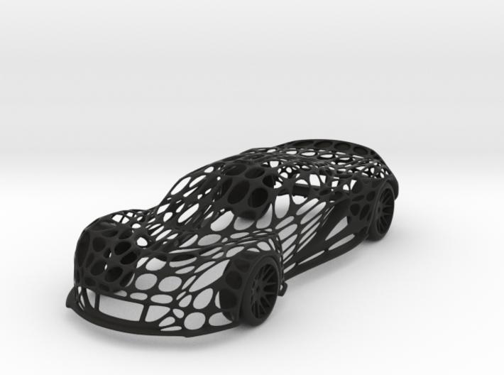 Hennessey Venom GT Cellular Wireframe 3d printed