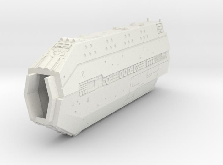 LoGH Alliance Ajax 1:3000 (Part 2/3) 3d printed
