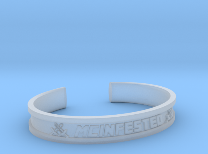 McBracelet (2.2 Inches) 3d printed