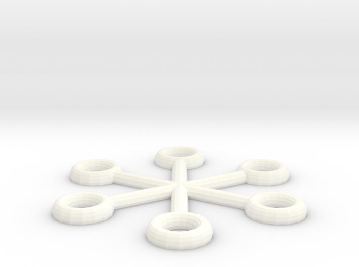 Imperial Snowflake Mk 1 3d printed