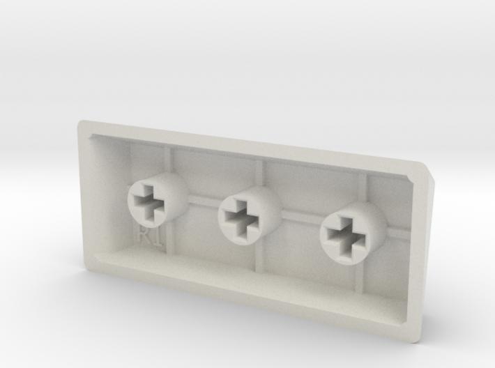 "Planetside ""External Fuel Tanks"" Keycap (R1, 2.25x 3d printed"