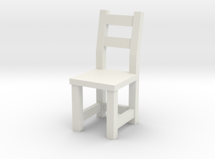 1:48 IVAR Chair (not full size) 3d printed