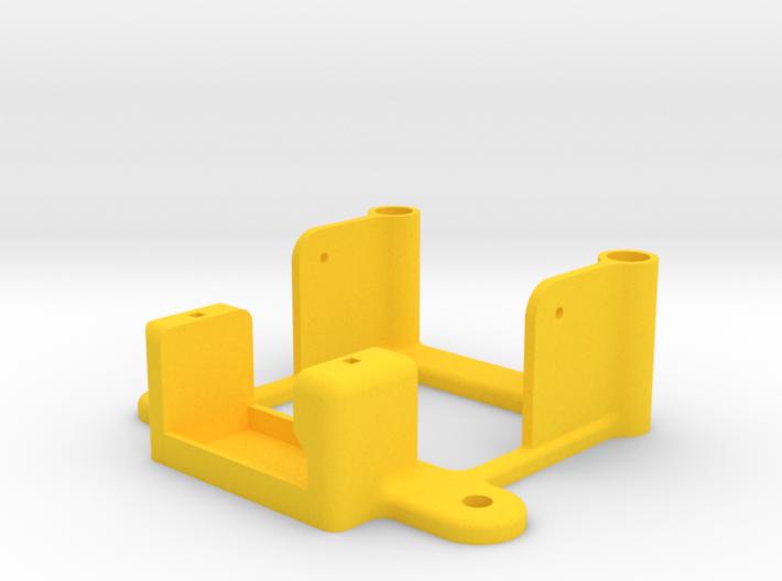 Tilt base for Grasshopper 300 FPV (Raptor 300) 3d printed
