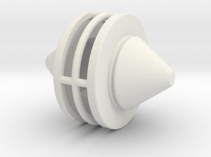 Cone Pair 3d printed