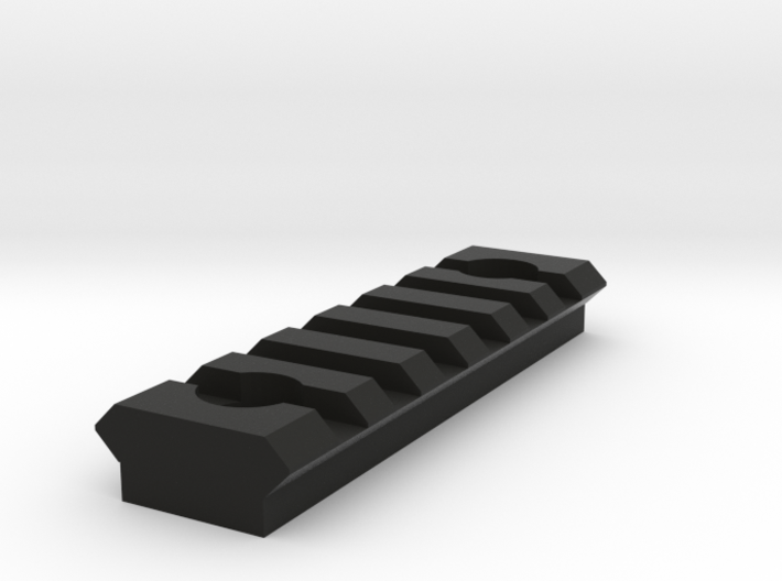 Rail Segment ARES Amoeba Honey Badger (AM-013) 3d printed