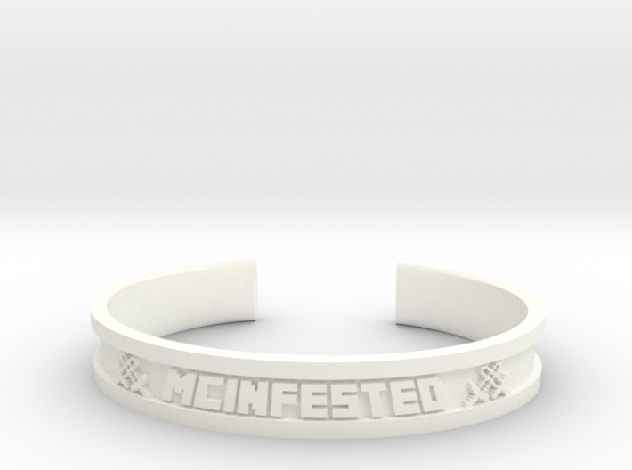 McBracelet (2.0 Inches) 3d printed