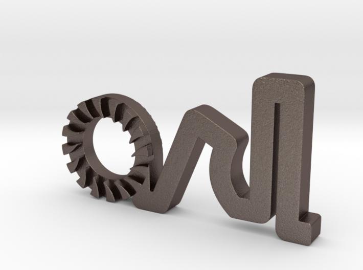 Arl Logo Update 3d printed