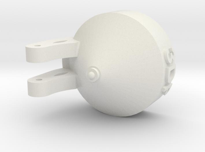 Floater Nozzle - 3Dponics  3d printed