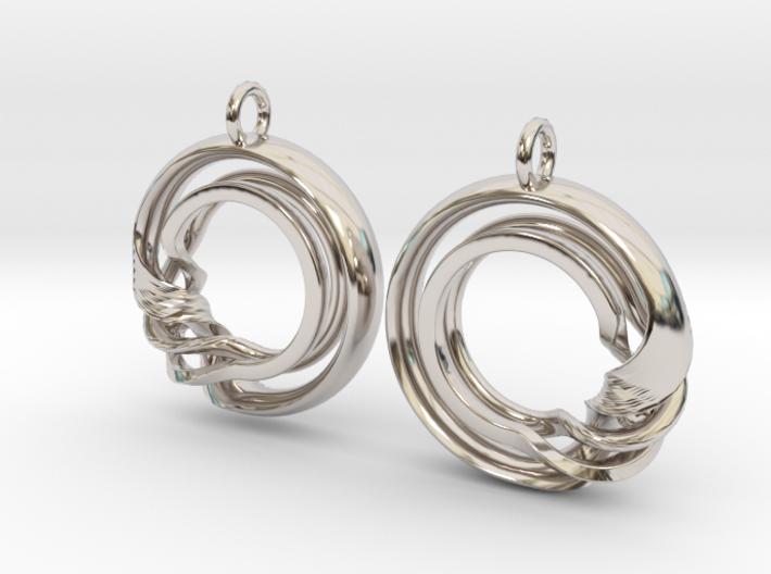 Ear-Rings-Fantasy-07 3d printed