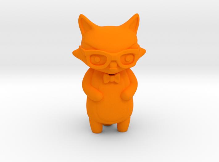 Hip Fox 3d printed