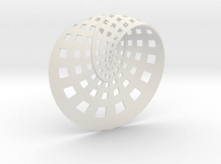 Möbius Strip 3d printed
