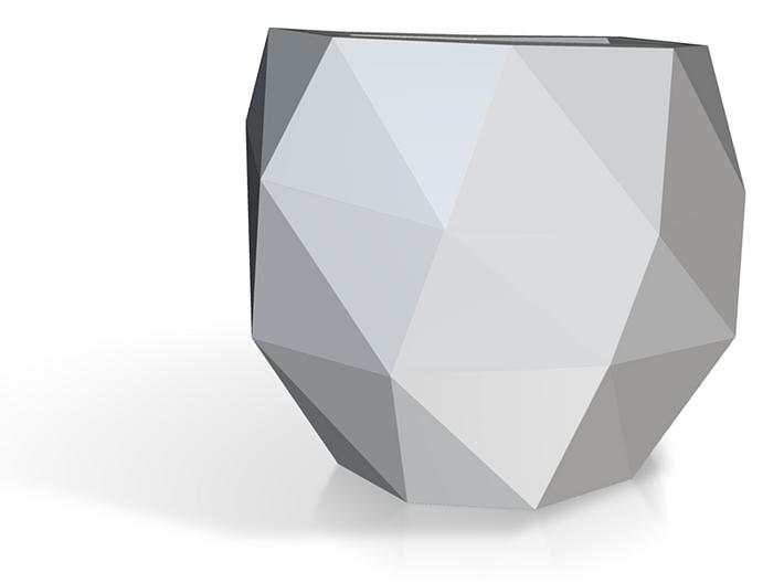 Coffee / Tea Mug full scale #parametric design 3d printed