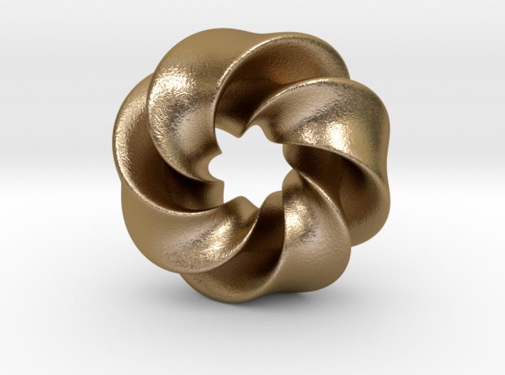 0169 8-Torus [2-2-2-1] (2.5cm) 3d printed