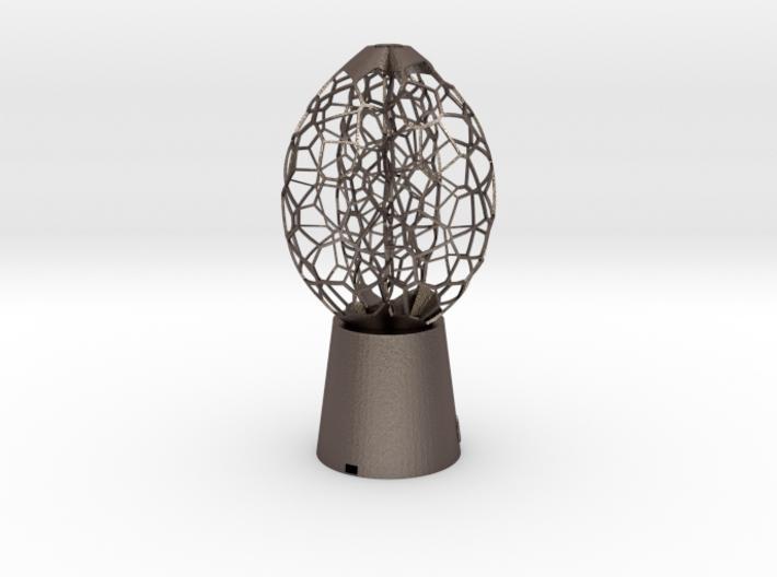 3 petal Lamp 3d printed