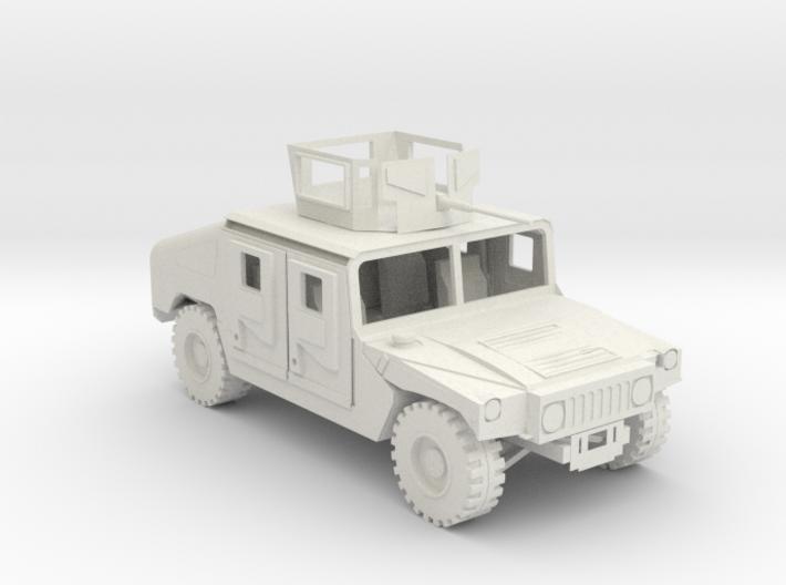 humvee ver. 45 up armored 3d printed