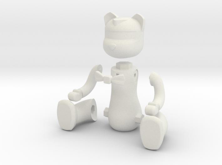 Bear A-STL-0-1 3d printed