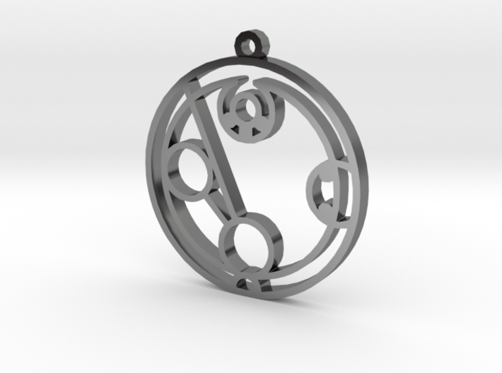 Hayden - Necklace 3d printed