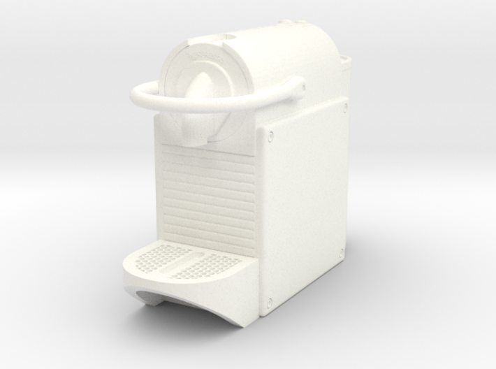 1:12 Coffee Machine - modern 3d printed