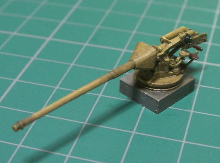1/144 WW2 German 88mm Pak43  L71  3d printed