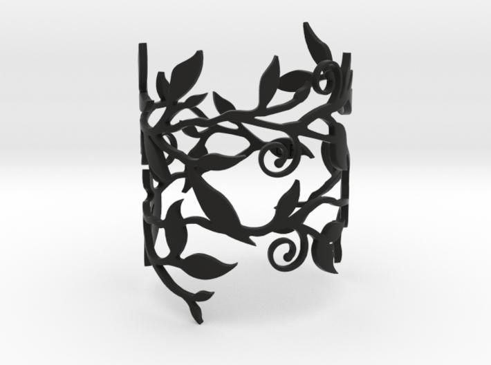 Branche Bracelet (SMALL) 3d printed