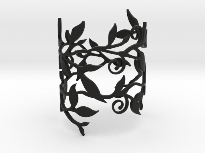 Branche Bracelet (LARGE) 3d printed