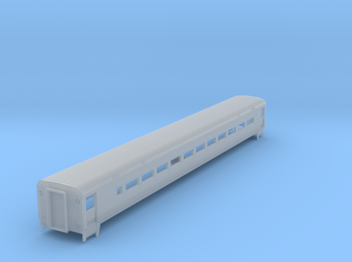 Amtrak Horizon Coach V1 Doors 3d printed