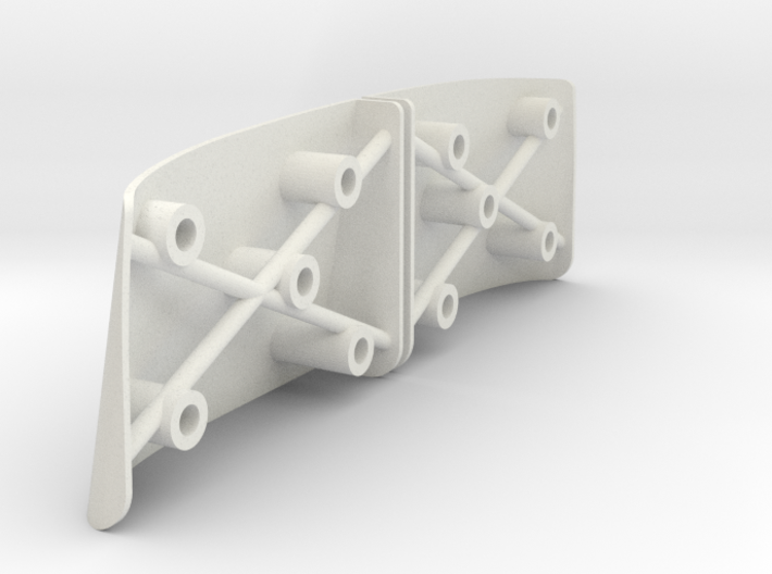 FW-Shape-block-1to16 3d printed