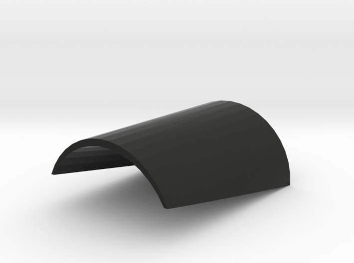 Cylindrical Wedge Spacer 3d printed