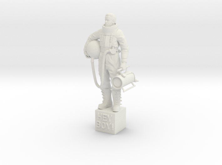 Cory McAbee / The American Astronaut / 333mm 3d printed