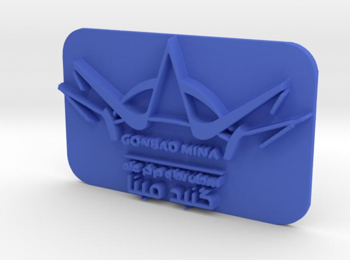 GonbadMina 3d printed