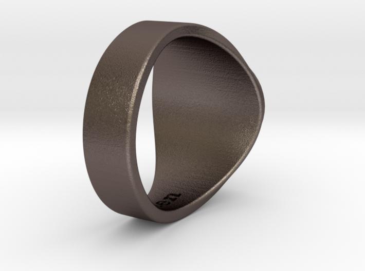Muperball Wayne Ring 3d printed