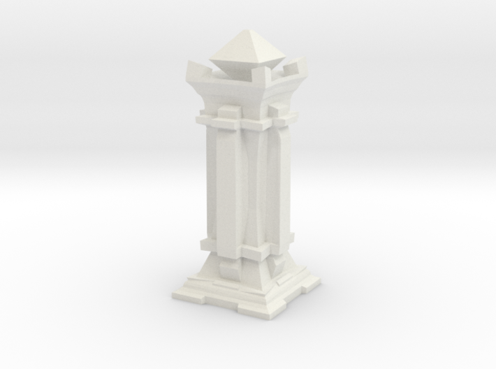 Queen - Mini Chess Piece 3d printed