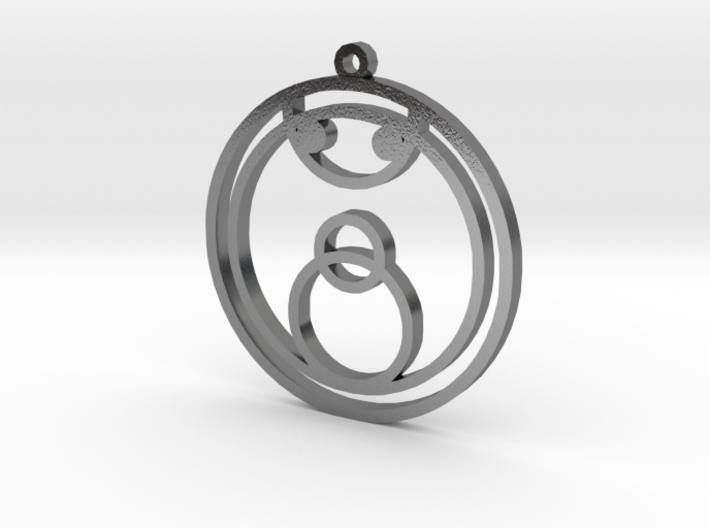 Joy - Necklace 3d printed