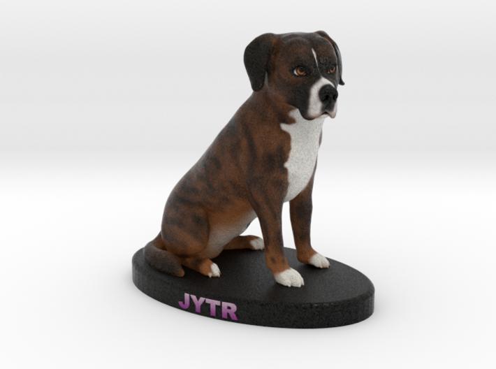 Custom Dog FIgurine - Jytr 3d printed