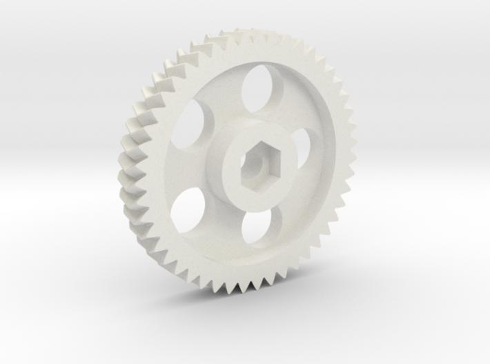 Lulzbot Herringbone Large Gear-1.1.c 3d printed
