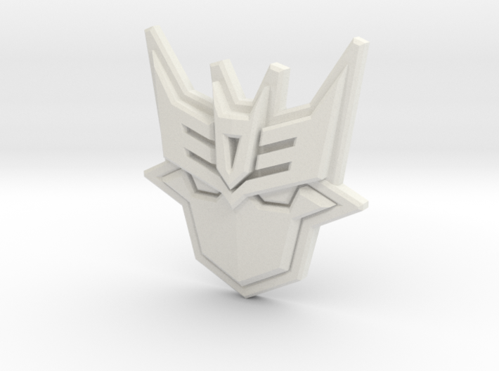 Doomie Badge of Doom 3d printed
