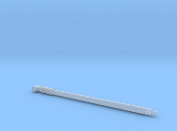 Replacement barrel for Tamiya M41 1/35 scale 3d printed