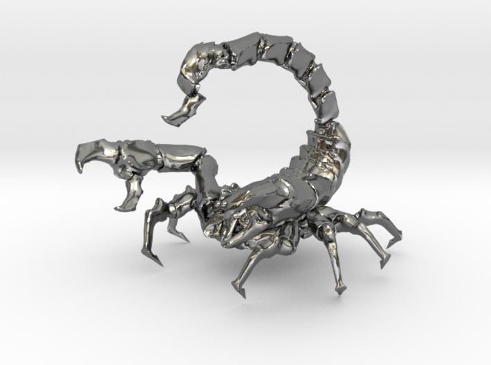 Skorpion 3d printed