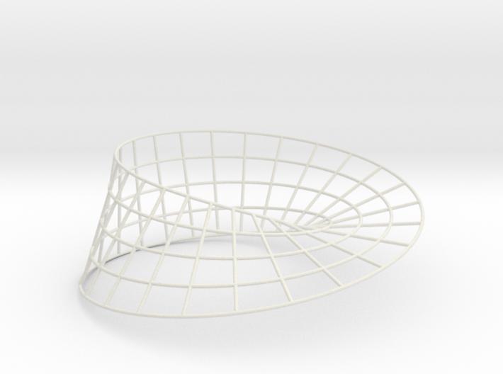 Mobius Strip 3d printed