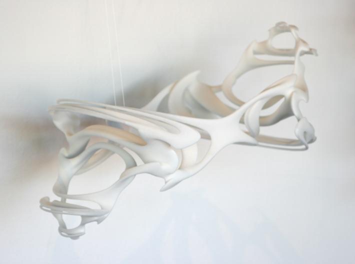 4D Quaternion Julia Set, 2/50 3d printed