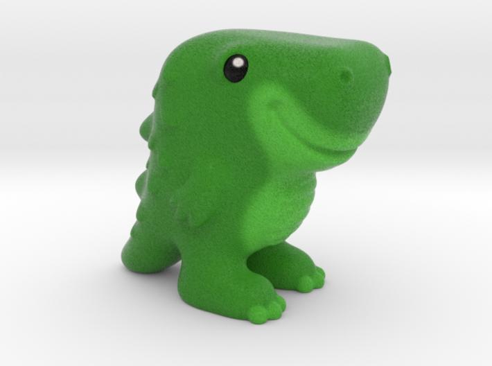 Hoi cute little dragon toy 3d printed