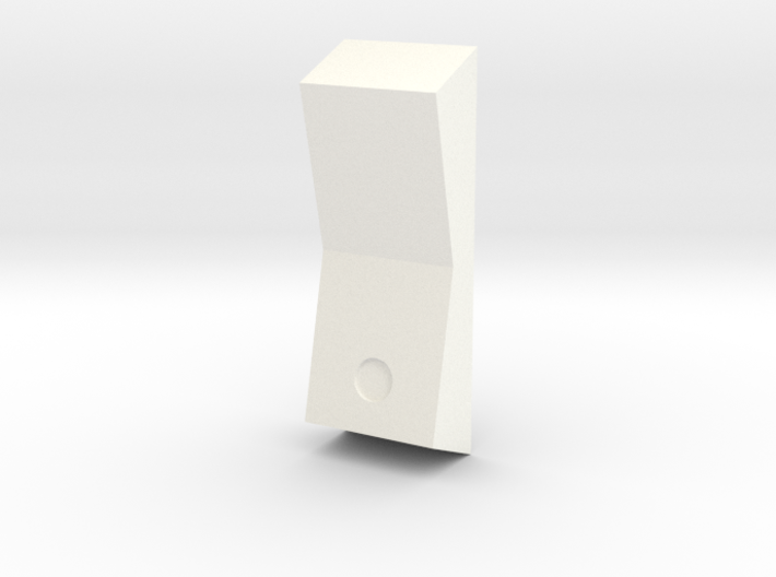 Rocker Switch type 2 Scaled 80% 3d printed