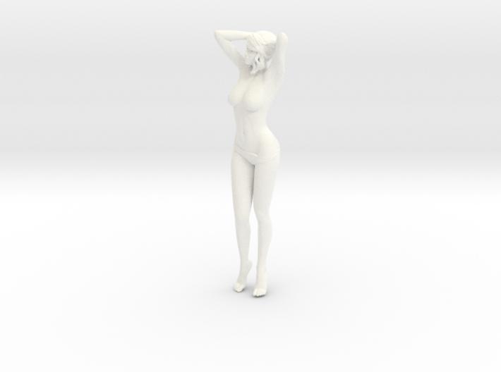 Panties girl 002 scale 1/20 Passed 3d printed