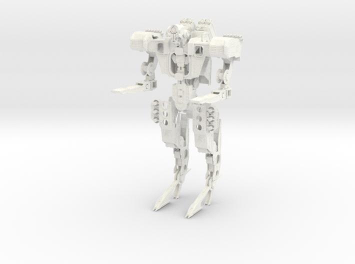 Steampunk Battle Droid 3d printed