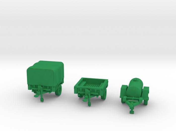 M1101 Set and M149 3d printed