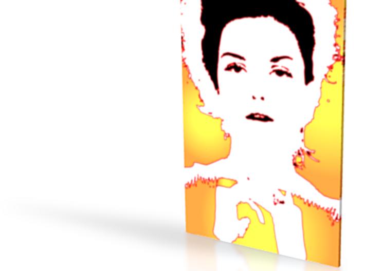 zz - Donna Bevel 1 3d printed